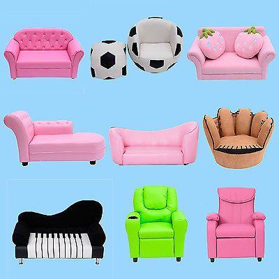 Epic Kindersofa Kindersessel Kinder Couch Softsofa Doppelsofa M bel Chaiselongue Neu
