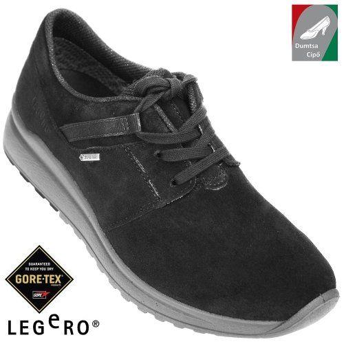 062d6c2d96 Legero vízálló női bőr cipő 00591-00 fekete | Dumtsa Cipő | Pinterest |  Gore tex