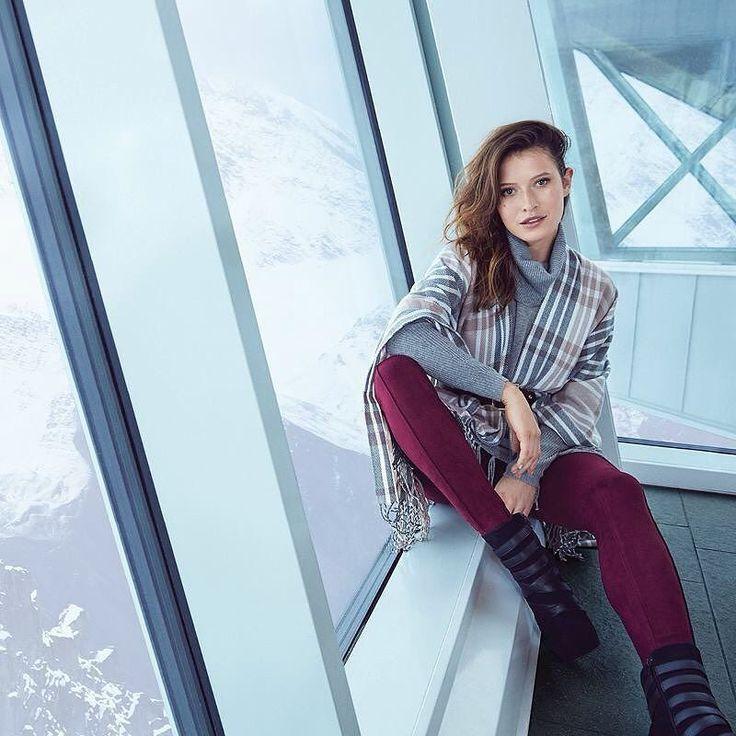 Ännu en härlig bild från vår photoshoot i Frankrike  #justfabse #mode #vinter #mysigt #skor #shoes #apparel #trend