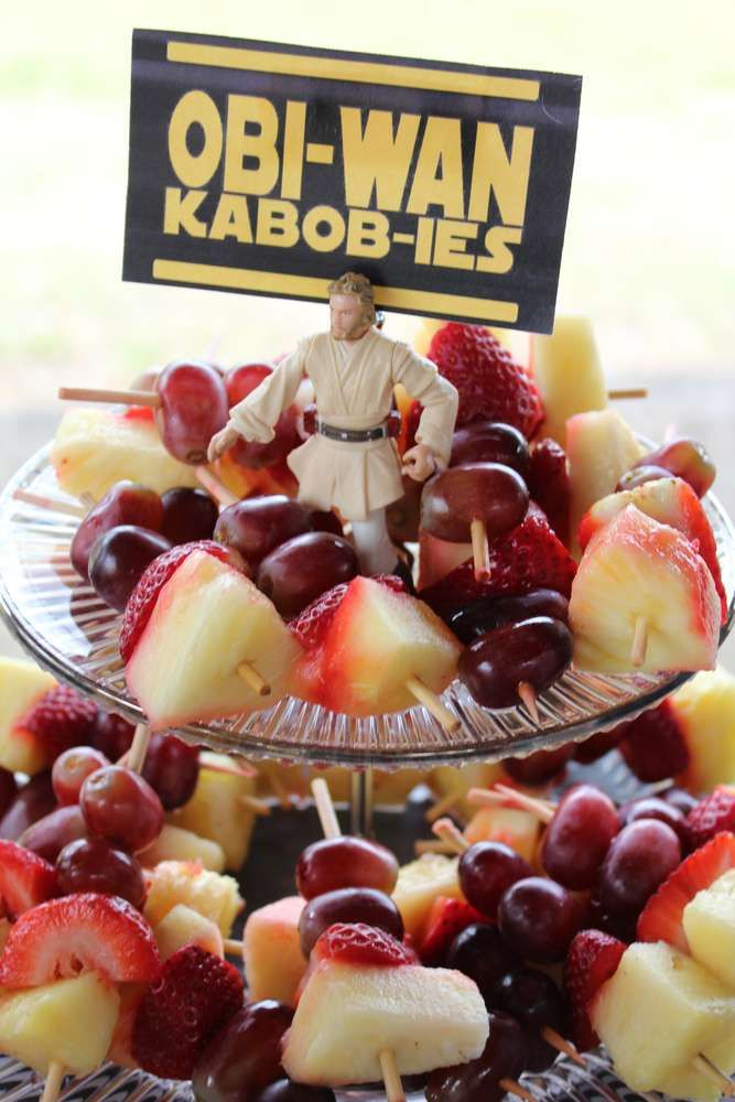 Star Wars Birthday Party Ideas | Photo 10 of 24