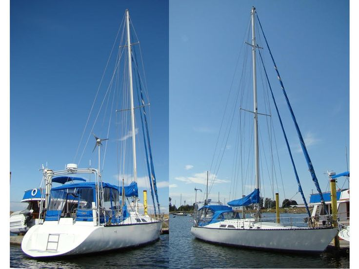 1982 Hunter H-54 Cutter located in Outside United States for sale