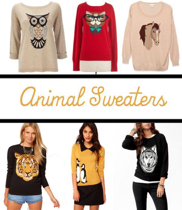 animal_sweaters - Google Search