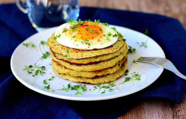 Slané avokádové lívance | Cooking with Šůša