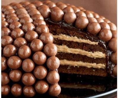 Recette Gateau Maltesers par DAMARCO - recette de la catégorie Desserts & Confiseries