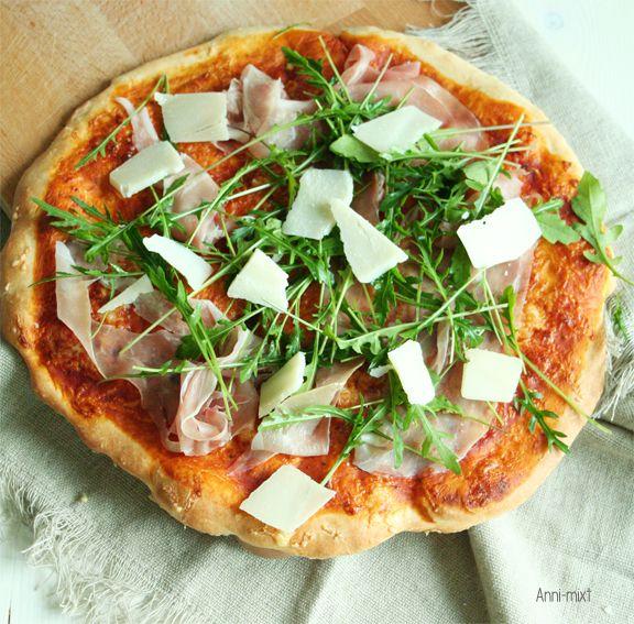 Pizza kebab thermomix