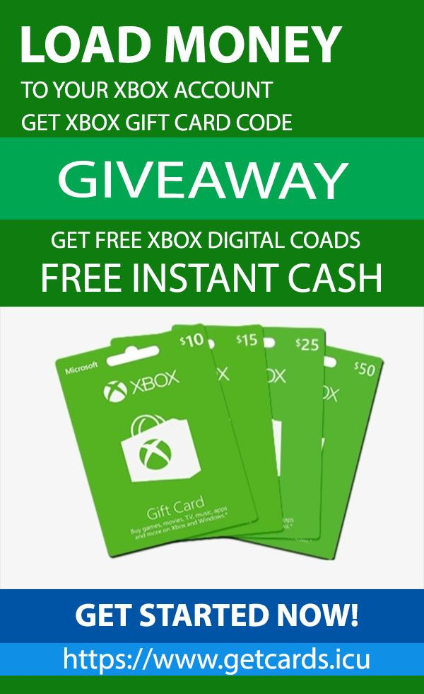 Free Xbox Codes Xbox Gift Card Giveaway How To Get Free Xbox Codes