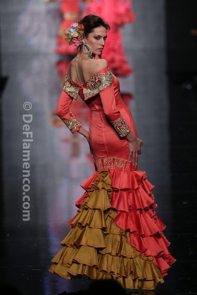 Fotografías Moda Flamenca - Simof 2014 - Alicia Cáceres 'Embrujo del sur' Simof 2014 - Foto 09