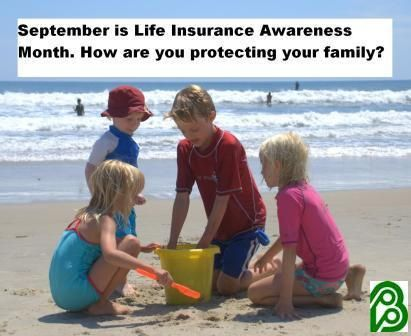 September is Life #Insurance Awareness Month. How are you protecting your family? #Massachusetts