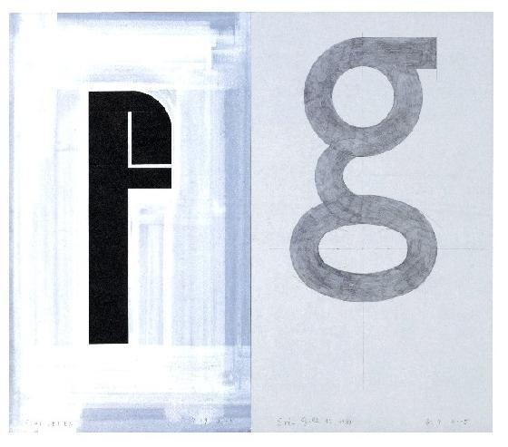 Kazunari Hattori < taste > mode pop < media material > poster / typography / logo etc… < shape > geometric