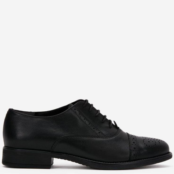 Pantofi Oxford din piele naturala Hayley