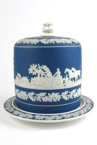 Wedgewood Crystal Cake Stand