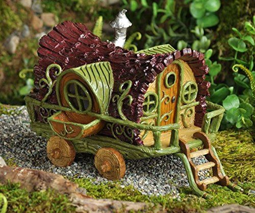 Fairy Gardens Fit For Fairies, Hobbits, Gnomes, U0026 Borroweru0027s