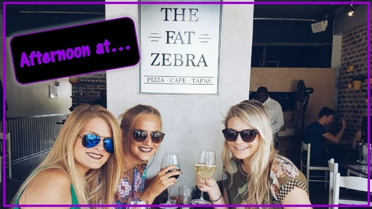 My Afternoon at The Fat Zebra || The Purple Gypsy