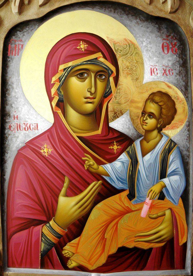 Παναγία Ελεούσα / Theotokos Eleusa