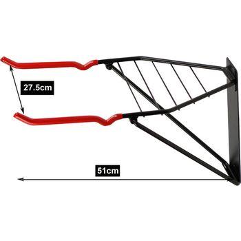 Buy Bicycle Storage Rack-Wall Mounted Bike Hanger Hook | CD