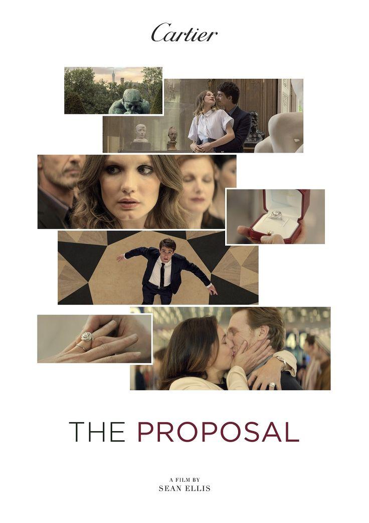 The Proposal - Nový film od Cartier oslavující lásku