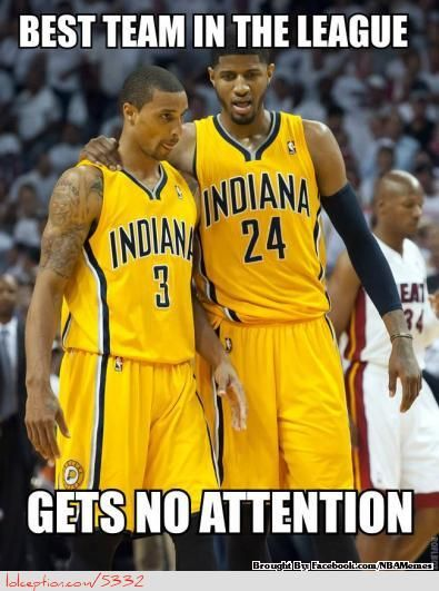 Indiana Pacers Probleme! – nbafunnymeme.com / …   – Pacers