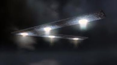 """Bothers Witness Boomerang UFO Up Close Over Minnesota   <b><i><a href=""""http://www.educatinghumanity.com"""">Educating Humanity</a></i></b>"""