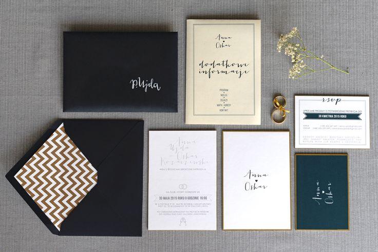 Goodlove Studio » zaproszenia ślubne - projekty_indywidualne