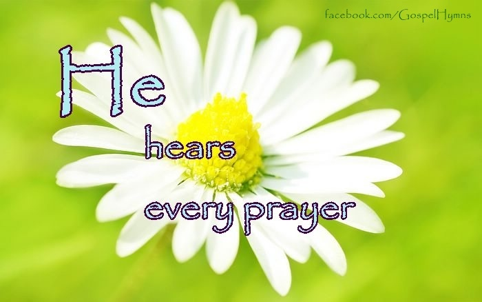 God Has Given You His Promise That He Hears And Answers
