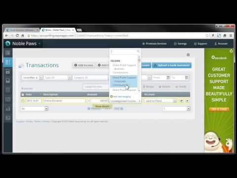 Free Accounting Software for Nonprofits  - church accounting software reviews - http://software.airgin.org/software-reviews/free-accounting-software-for-nonprofits-church-accounting-software-reviews/