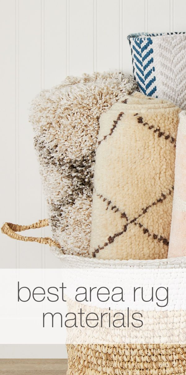 A Guide To The Best Types Of Rug Materials Rug Material Rugs