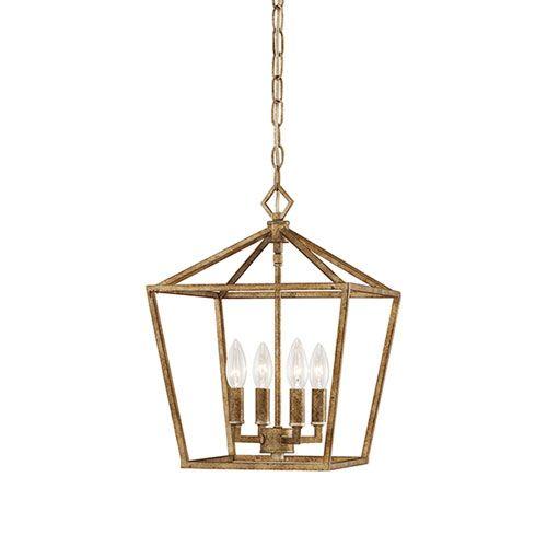 lantern pendant lighting. 251 first kenwood vintage gold fourlight lantern pendant lighting n