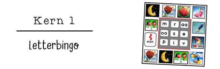 JufShanna: VLL Kern 1 - Letterbingo