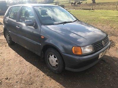 eBay: VW Polo CL 1.4 Automatic Petrol 1998