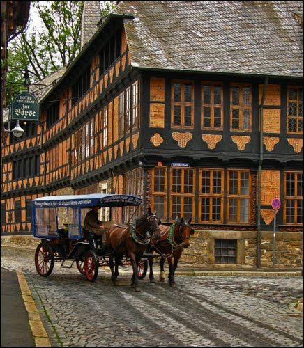 Goslar - Lower Saxony, Germany