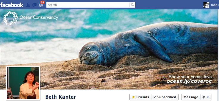 How to create Facebook Timeline covers for your nonprofit (photo shop template included)