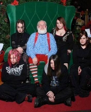 Hilarious Family Christmas Photos