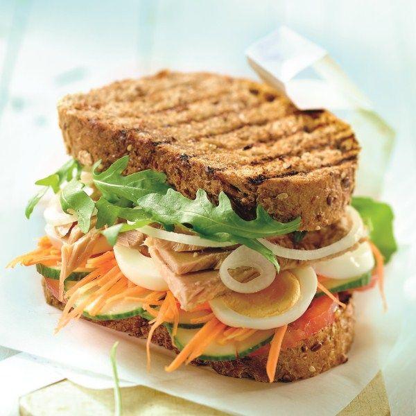 Smos met groente en tonijn. #lunch #telvrij #WeightWatchers #WWrecept