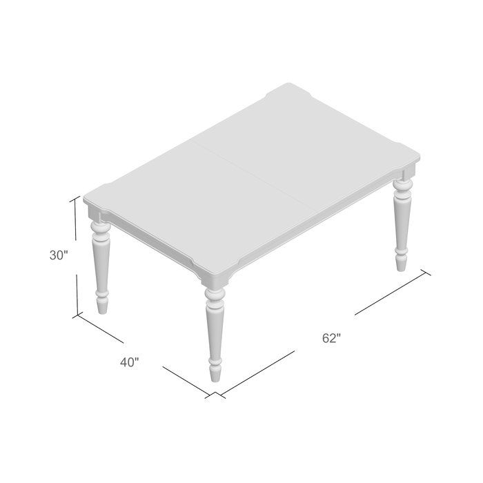 Ornithogale Extendable Dining Table Dining Table In Kitchen Dining Table Traditional Dining Tables