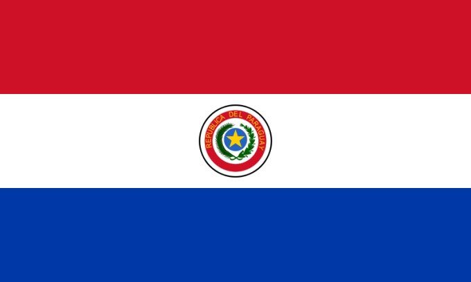 Paraguay Flag: Red: bravery and patriotism White: integrity and peace Blue: liberty and generosity