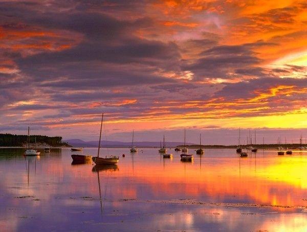 .Stunning Photography, Beautiful Photos, Beautiful Colors, Beautiful Sunset, Amazing Pics, Amazing Places, Beautiful Scotland, Sunsets Photography, Landscapes Photography