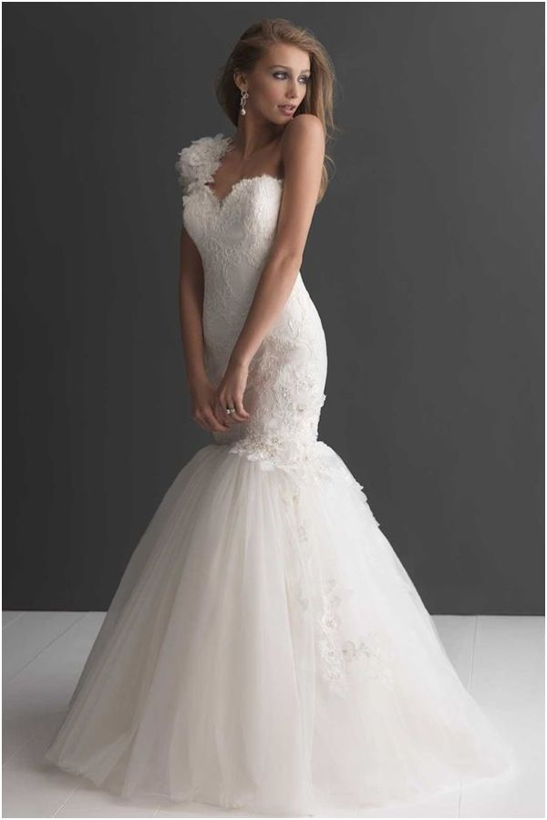 All Eyes on You in an Allure Romance #Wedding #Dress. To see more wedding ideas: www.modwedding.com