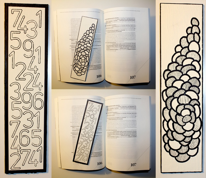 ILOBAHIE_ZAKŁADKA DO KSIĄŻKI #books