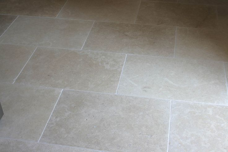 Dijon Tumbled Limestone Floor Tiles