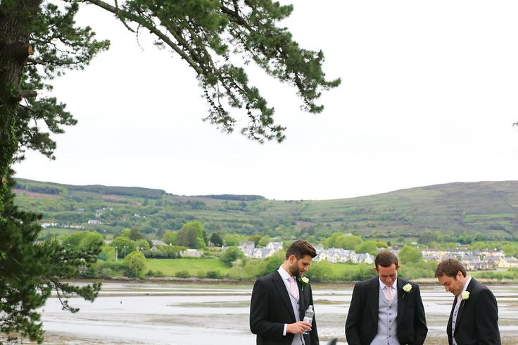 Ali & David's Sheen Falls Wedding Adventure - West Coast Weddings Ireland