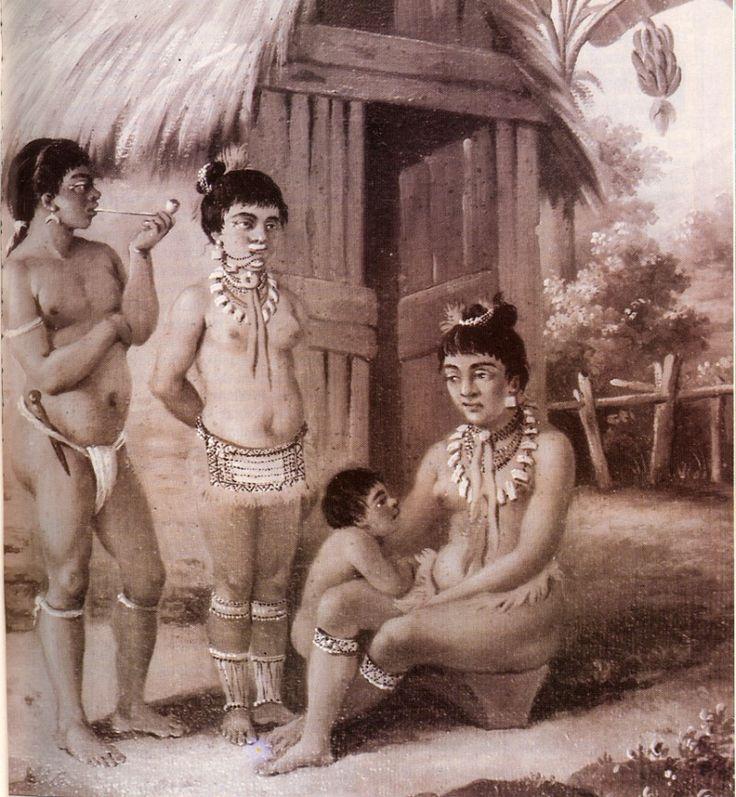 #Carib Painting | Pre Columbian Caribbean | Pinterest