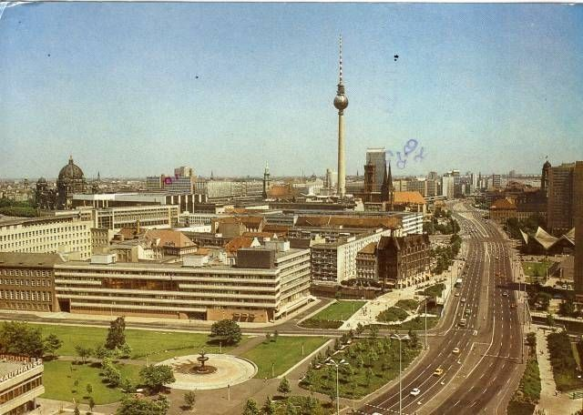 Berlin in the 70s