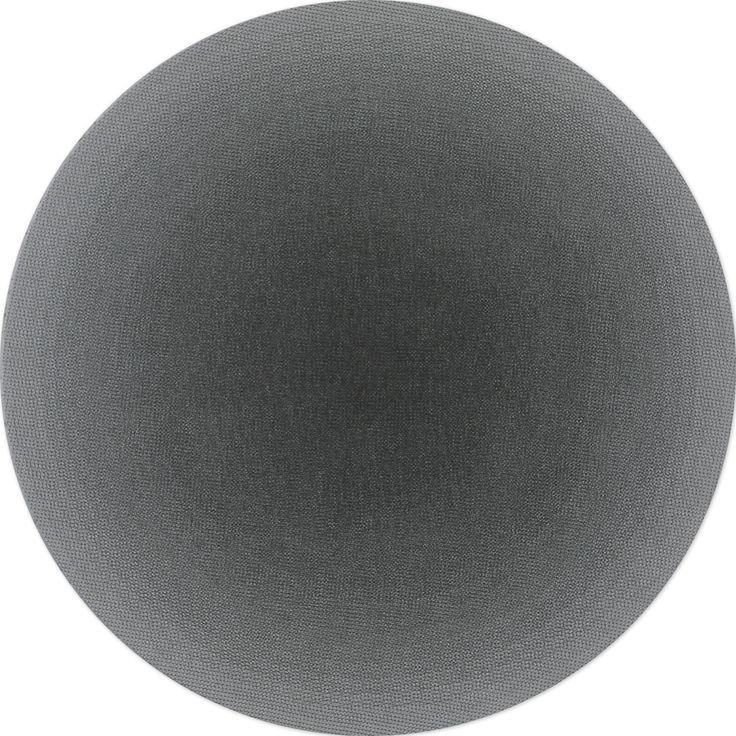 Liu Wentao, [Circle], Pencil on canvas, 100x100cm, 2014