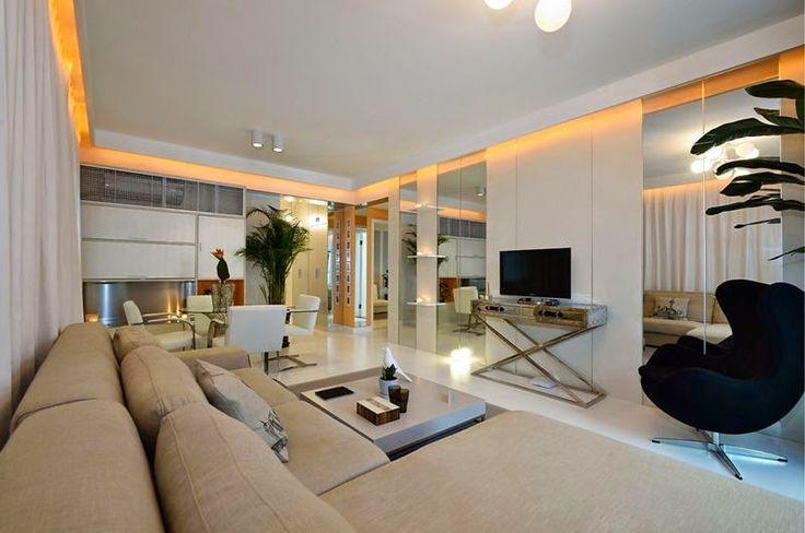 Dise o de interiores arquitectura apartamento - Arquitectura de interiores ...