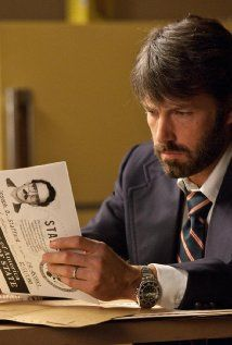 Argo a must see!  I lived through this and never knew about this Tony Mendez.  The pictures throughout the film were true I remember seeing them and the news casts.