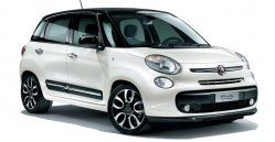 Yeni Fiat 500L (Dizel Otomatik)