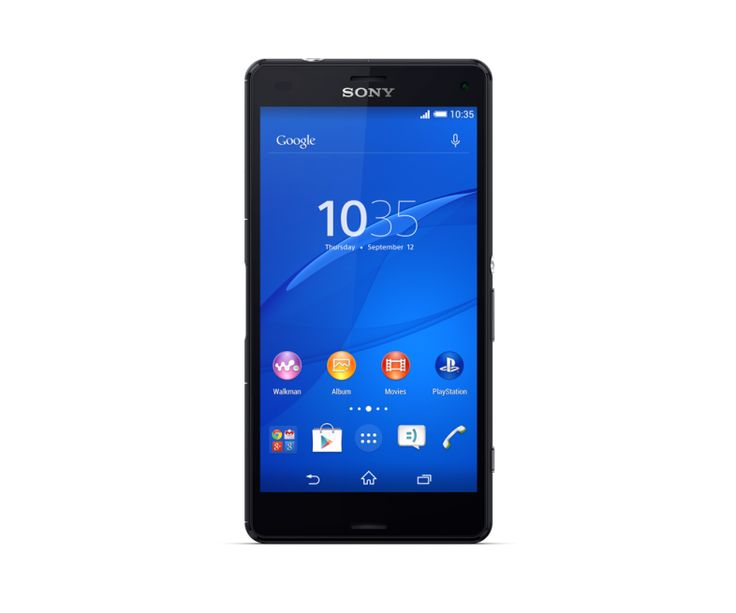 Xperia Z3 Compact - XZ3D5803WH Review | Sony Store U.S. - Sony US