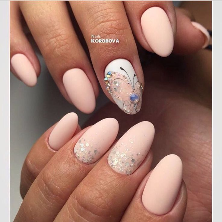Дизайн ногтей лиловый фото