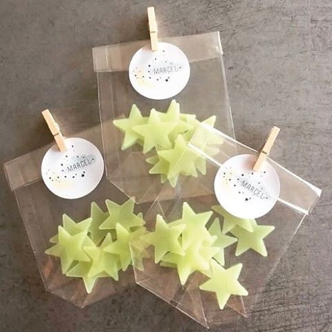 Gifts for the kids from Marcel ⭐️☁️#doopsuiker #glowinthedark #elleetmoidesign