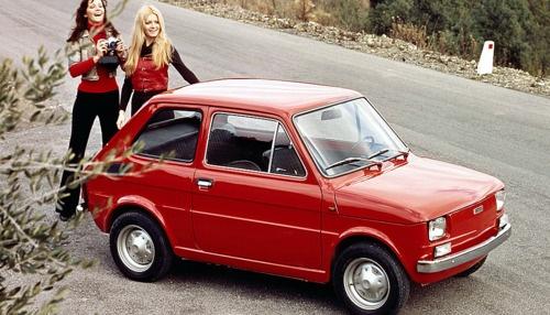 1972 Polski Fiat 126, Poland